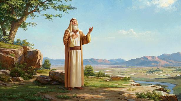 Gottes Verheißung an Abraham