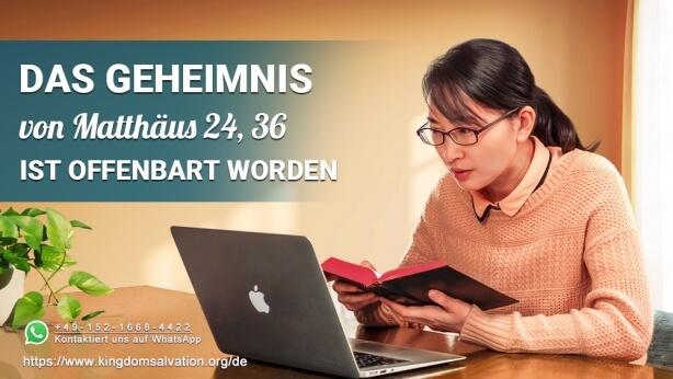 matthäus 24 36