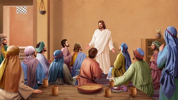 Las palabras de Jesús a Sus discípulos después de Su resurrección