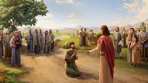 La reprensión de Jesús a los fariseos