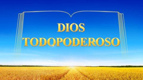 ¿Por qué adopta Dios el nombre de Dios Todopoderoso en la Era del Reino?