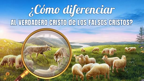 Prédica cristiana escrita 2020 Cómo diferenciar al verdadero Cristo de los falsos cristos