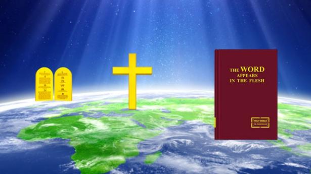 las tres etapas de la obra de Dios