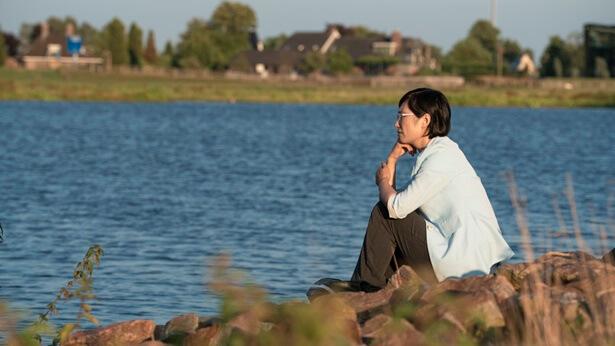 Después de la traición de su marido Dios la salvó del aturdimiento del dolor