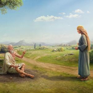 Job tenía un corazón temeroso de Dios y reprendió a su esposa