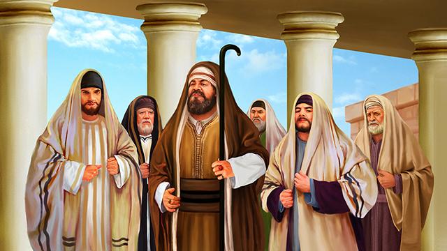 8. Dándome cuenta que he estado caminando la senda de los fariseos
