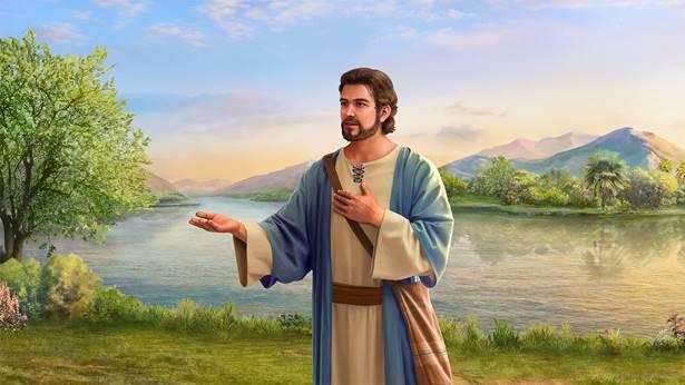 Pietro ama il Signore e ottiene la Sua approvazione