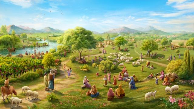 I farisei sono entrati nel luogo di riposo
