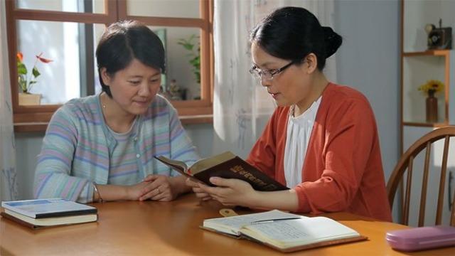 Leggendo la parola di Dio