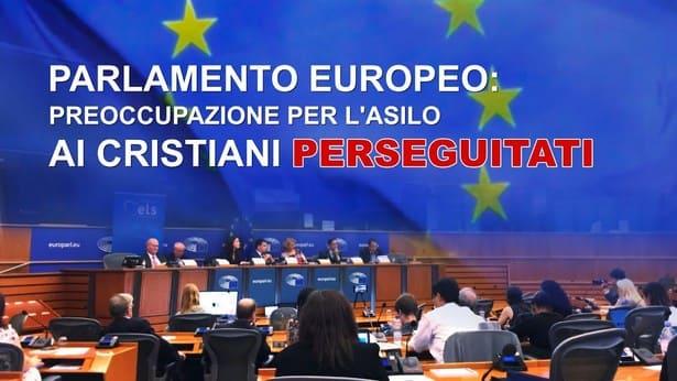 Parlamento europeo: preoccupazione per l'asilo ai cristiani perseguitati della Chiesa di Dio Onnipotente