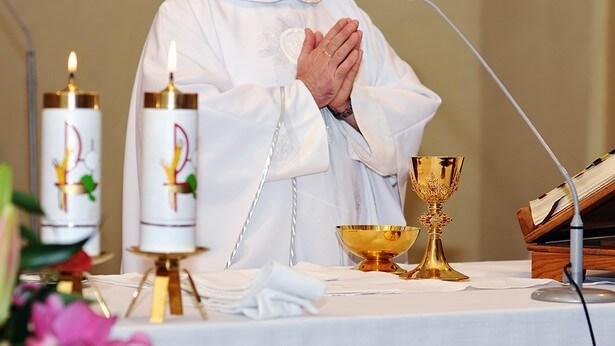 la messa dei cattolici