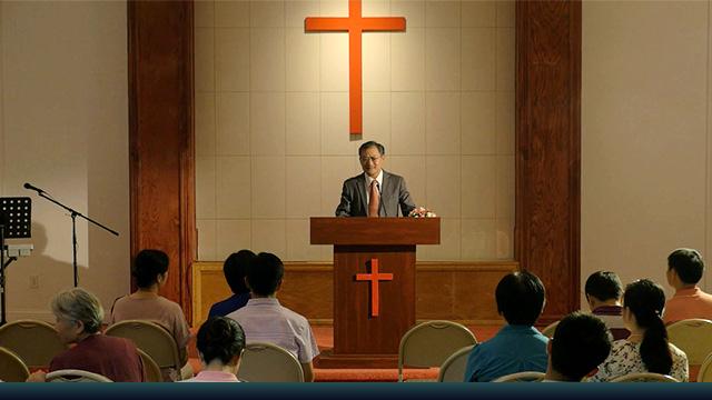 i pastori e i credenti sono in chiesa