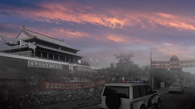 il governo comunista cinese ha preseguito la chiesa di Dio