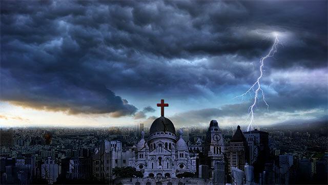 il mondo religioso ha sempre negato Cristo