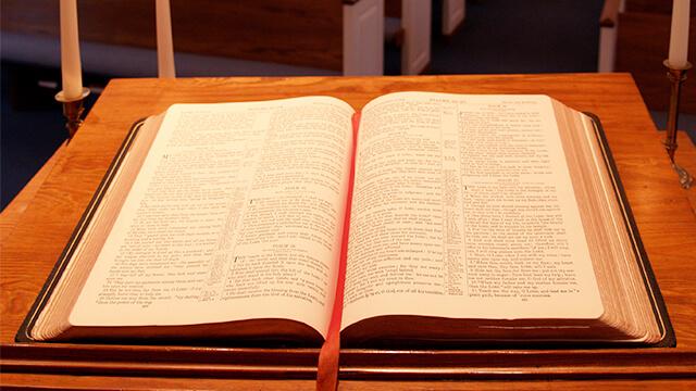 la bibbia, la parola di Dio, la testimonienza di Dio