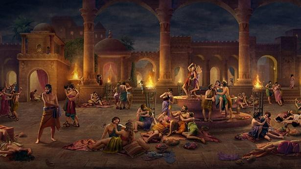 Sodoma e' una citta' malvagia
