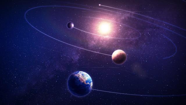 5. In che modo Dio domina e amministra l'intero universo mondo?