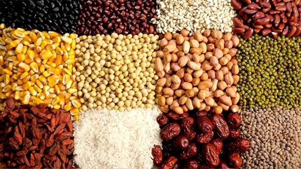 Tutti i tipi di alimenti vegetariani che Dio prepara per l'umanità