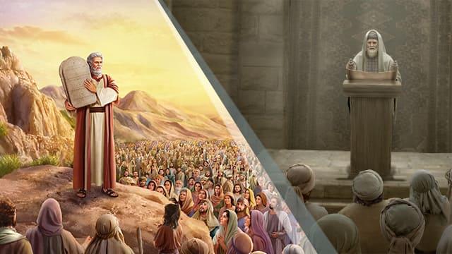 l'opera di coloro che sono usati da Dio, l'opera dei capi religiosi