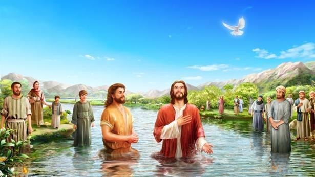 Христос, Сын Божий