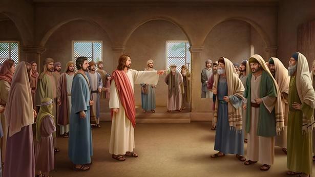 1. Почему Господь Иисус проклял фарисеев? В чем именно заключается сущность фарисеев?
