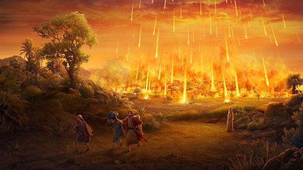 Бог должен уничтожить Содом