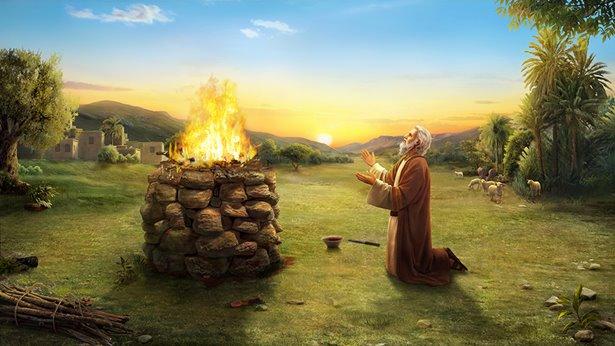 Иов, богобоязнен и удалялся от зла