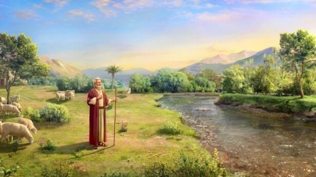 Вера Иова в Бога не ослабевает из-за того, что Бог скрыт от него