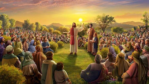 Иисус совершает чудеса