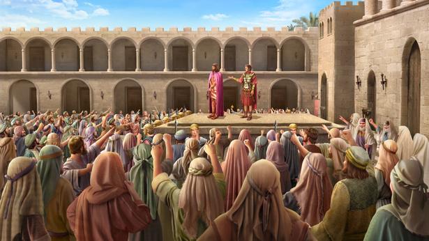 Истинный путь претерпевал гонения с древних времен