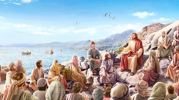 3. В чем различие между работой воплощенного Бога и работой Духа?