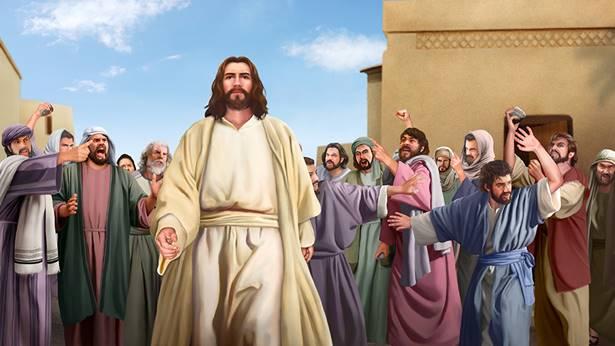 拿撒勒弃绝主耶稣