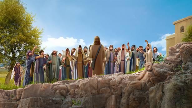 主耶稣在拿撒勒传道被弃绝