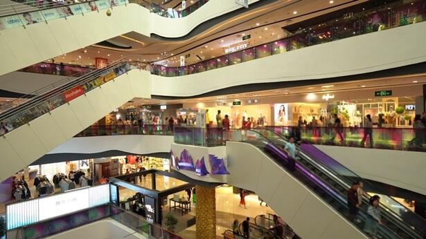 大型購物商場