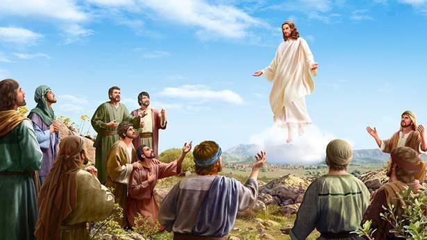 主耶稣升天