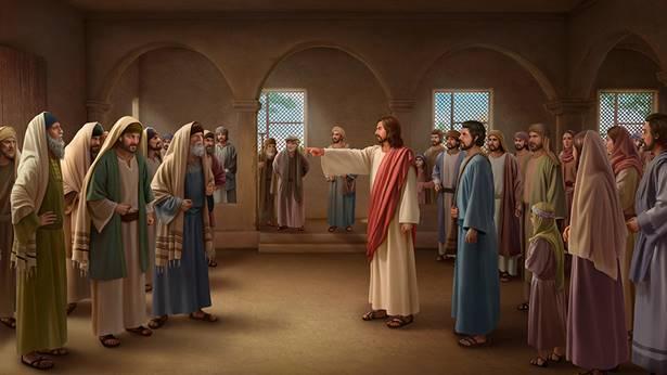 神对待罪人的态度是什么