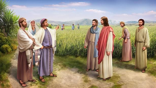 法利赛人疯狂抵挡、定罪主耶稣的作工