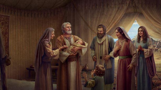 每日灵修:读亚伯拉罕的故事有感(有声读物)