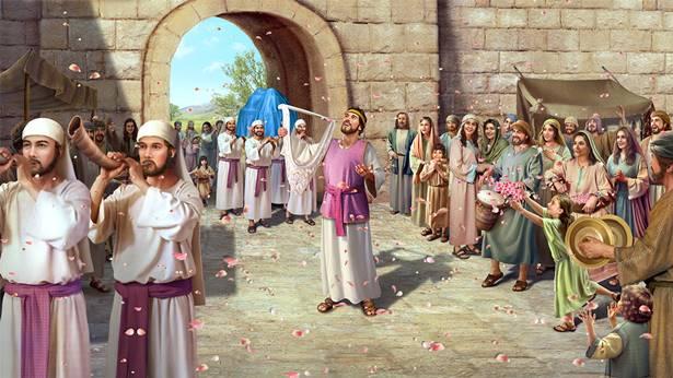 大卫王为什么合神心意(有声读物)