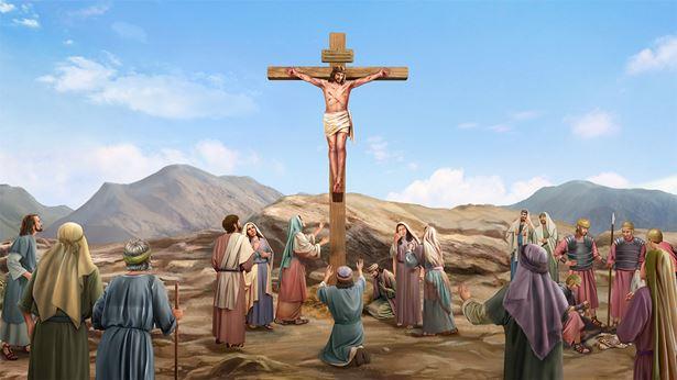 主耶稣为什么要钉十字架来救赎人(有声读物)