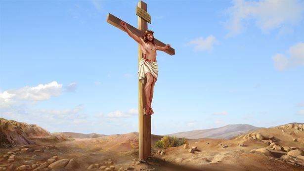 """揭秘:主耶稣在十字架上说""""成了""""的真意是什么"""