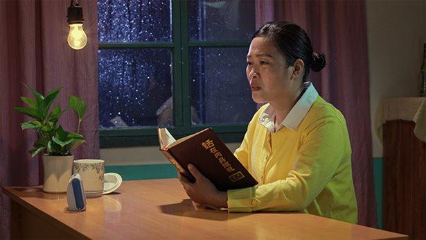 【東方閃電】全能神教會,基督徒吃喝神話的照片。