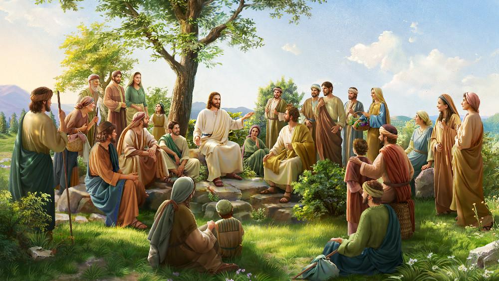 什么是基督?人与基督不能相提并论