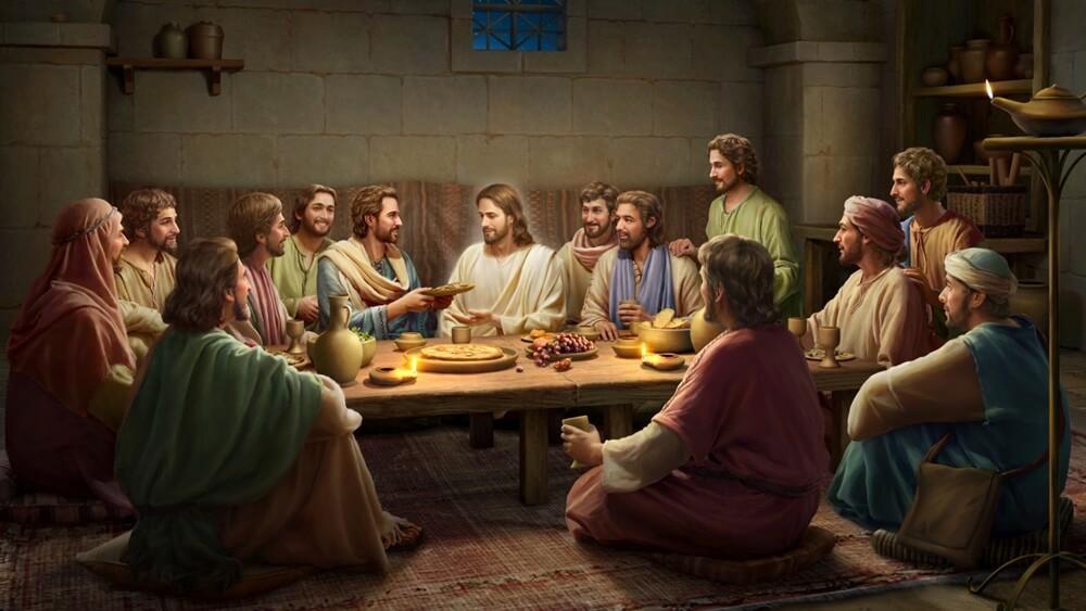 主耶稣复活后为什么还要向人显现