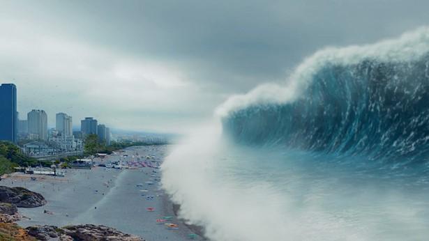 灾难,水灾,海啸
