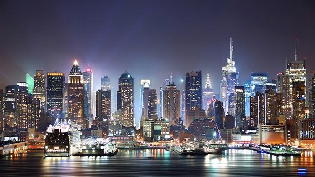 世界,邪恶潮流,城市夜景