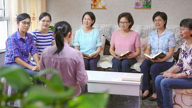全能神教会基督徒聚会