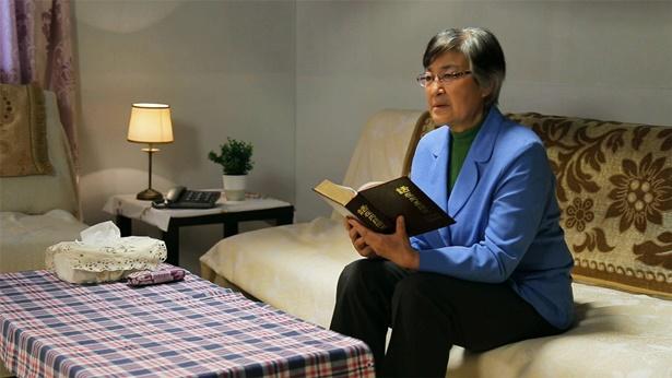 一个姊妹在读神话