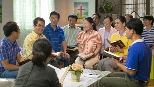 基督徒的教會生活