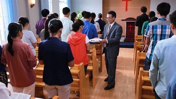 基督教仪式